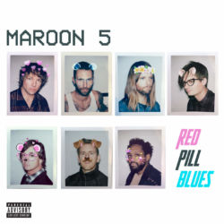 Maroon 5 – Red Pill Blues (Deluxe) [iTunes Plus AAC M4A]