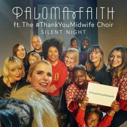 Paloma Faith - Silent Night (feat. The Thank You Midwife Choir) - Single [iTunes Plus AAC M4A]